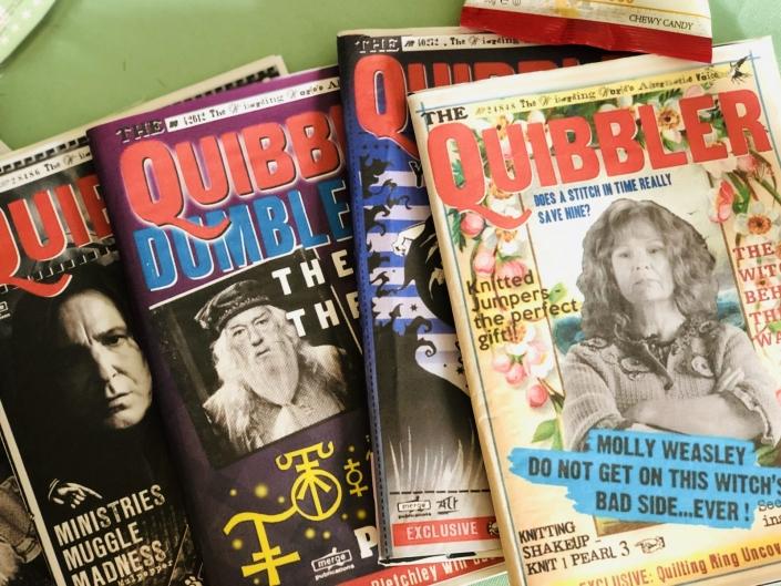 Quibbler magazine