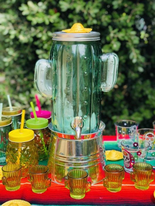 Distributeur boisson cactus
