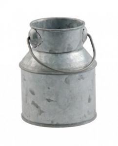 lattiera in zinco